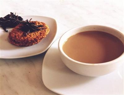 85度奶茶