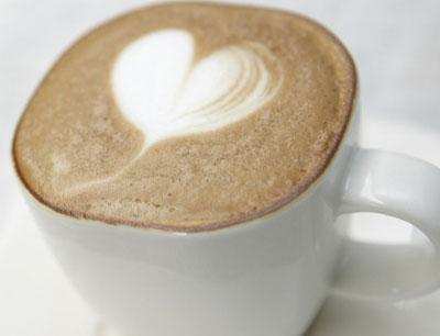 甜暖我心咖啡