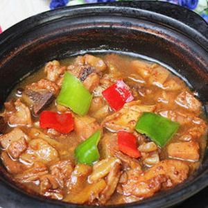 大富源黄焖鸡米饭