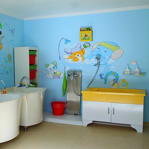 亲子岛婴儿游泳馆