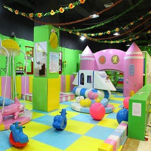 妙妙城堡儿童乐园