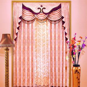 非常布艺窗帘