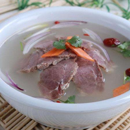 张记清补羊肉汤