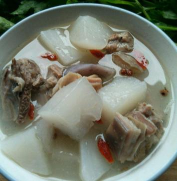 满福羊羊肉汤