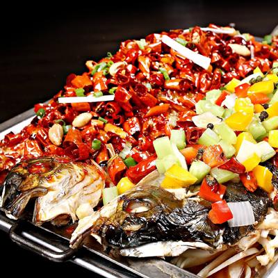 鱼乐香烤鱼