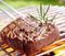 炉子旁烤肉
