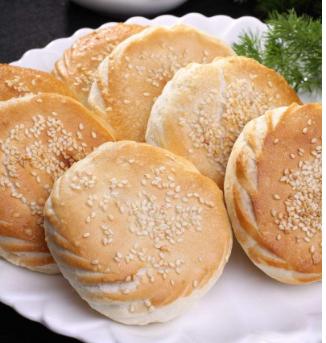 朱阿根烧饼