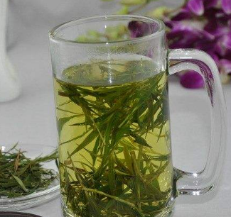 竹叶青茶叶