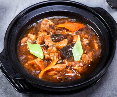 鲁味居黄焖鸡米饭