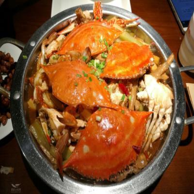 逅遇肉蟹煲