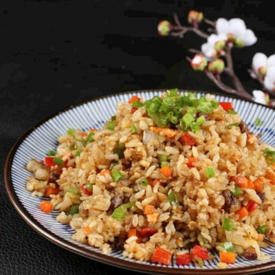 TOP CHINA炒饭