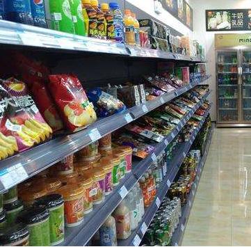 增小贩无人超市