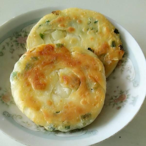 阿大葱油饼
